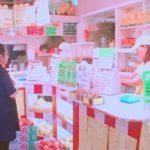 東京の新橋にあるフレッシュジュースのお店の温かい雰囲気が素敵でした