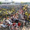 中国「モバイク」消滅へ シェア自転車ブームに幕