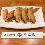 名古屋ユニモールにあるやぶ福は美味しい!
