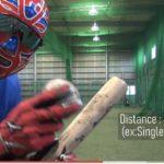 野球大好きマクスマンのバッティングフォームは川崎宗則(ムネリン)にそっくり!
